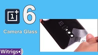 OnePlus 6 Camera Lens Glass Replacement