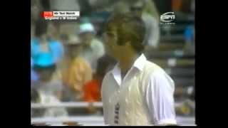 1976 England v West Indies ,4th test match day 5 highlights