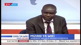 Je, wabunge wanafaa kupewa nyongeza ya marupurupu, Sehemu ya Pili | Mizani Ya Wiki