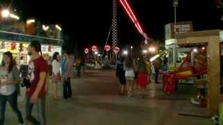 preview picture of video 'BooSTER Ayia Napa - Night Fun - Travel - Tourism - Cyprus 2014 HD'