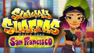 Subway Surfers SAN FRANCISCO Gameplay Video Part 1