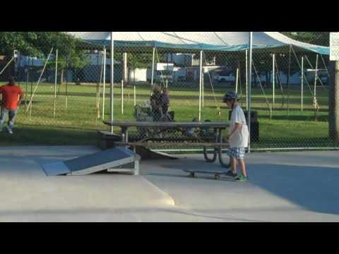 Skate Jam Catonsville St. Tim's 2010  7 Miniute Skate Interm
