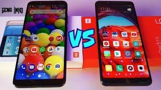 Xiaomi Redmi Note 5 vs Xiaomi Mi A2. Что лучше купить