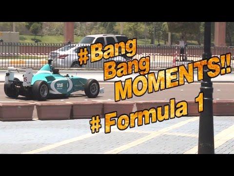 Bang Bang! Making Of 'F1 Race'