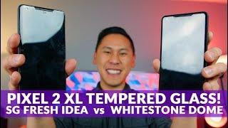 SG Fresh Idea Tempered Glass Review & WhiteStone Dome Glass Comparison