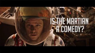 Should the Martian have won Best Comedy at the Golden Globes?