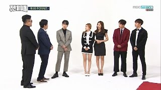 FULL/ENG SUB HD 161228 Weekly Idol EP 283  6th Weekly Idol Awards