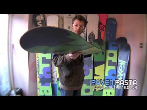 Raven Rasta Snowboard Review