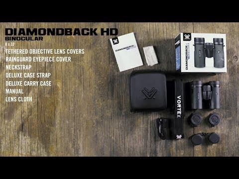 Vortex Diamondback HD 8x32 Verrekijker