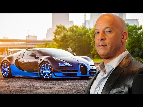 Vin Diesel - Cars Collection 2017-2018
