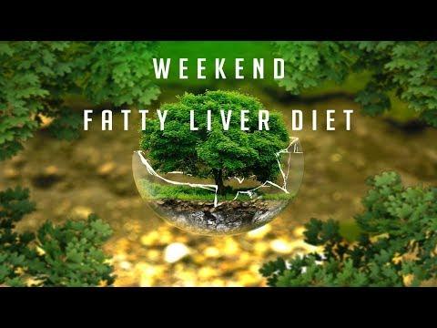 Weekend Fatty Liver Detox – Diet Guide