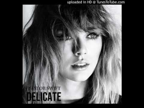 Taylor Swift - Delicate (Jason Dee Remix) (Clean)