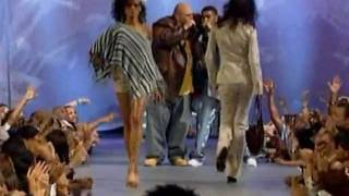 Fat Joe  - Crush Tonight [Live @ Fashionably Loud] ft Ginuwine And Tony Sunshine