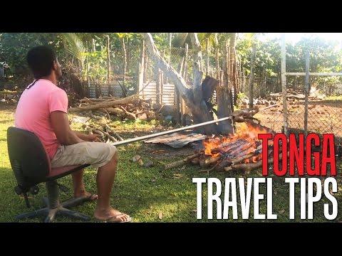 Tonga Travel Tips Part 1