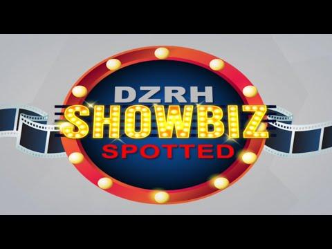 [DZRH]  SHOWBIZ SPOTTED – AUG 12, 2020