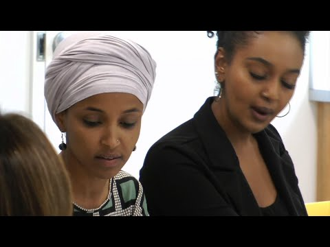 Ilhan Omar faces challenge in Minnesota primary
