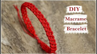 Handmade Macrame Bracelet Ideas | How To Make Thread Bracelets At Home | DIY Jewelry