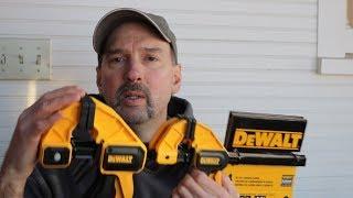 #11 DeWalt Trigger Clamp Review