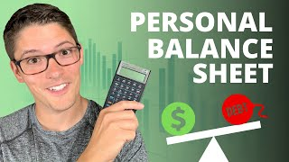 How to Make a Personal Balance Sheet (free template)