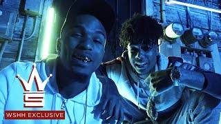 "James Too Cold Feat. Blueface ""No Witness"" (WSHH Exclusive - Official Music Video)"