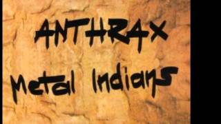 4)ANTHRAX - Parasite - Metal Indians