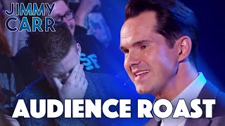 Jimmy Roasting The Audience - VOL. 2 | Jimmy Carr