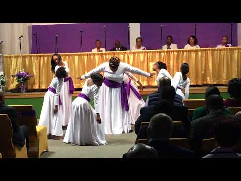 "NDBC Praise Dance - ""They Didn't Know"" By Kurt Carr"