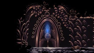 Hollow Knight - Opening the Godhome Lifeblood room + effects