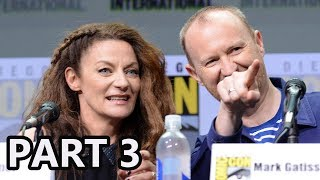 Doctor Who Comic Con 2017 Panel Part 3