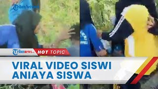 Viral Video Siswi SMA Aniaya Pelajar Laki-laki di Wakatobi Sulut, Dinas Pendidikan Angkat Bicara