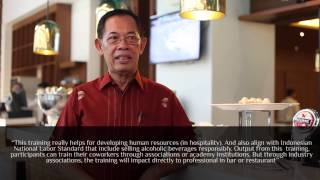 TIPS Partners with Multi Bintang to Train Servers in Indonesia