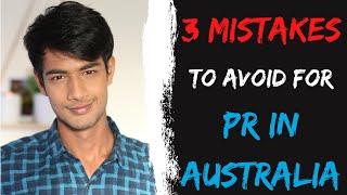 3 MISTAKES to avoid for AUSTRALIA PR | International students in Australia | Internash
