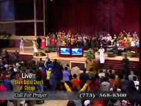 Salem Baptist Church of Chicago Praise Team