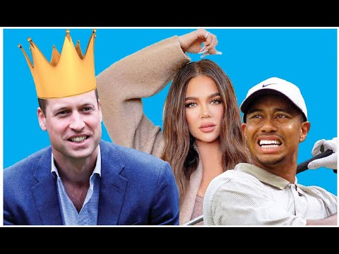 EXTRA! EXTRA! King William? More Harry Drama! Khloe Bikini Gate! Tiger Woods Speeding!