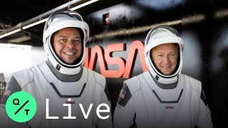 SpaceX Astronaut Launch Live: Cape Canaveral, Florida