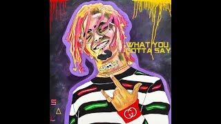 "Lil Pump - ""What You Gotta Say"" ft.  Smokepurpp @Intermixture_ent23"
