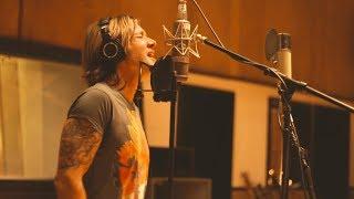 """Keith Urban   The Recording Of """"Burden"""""""