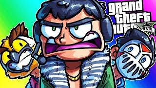 GTA5 Funny Moments - Nogla Coming Outta Retirement! (Sumo Remix)
