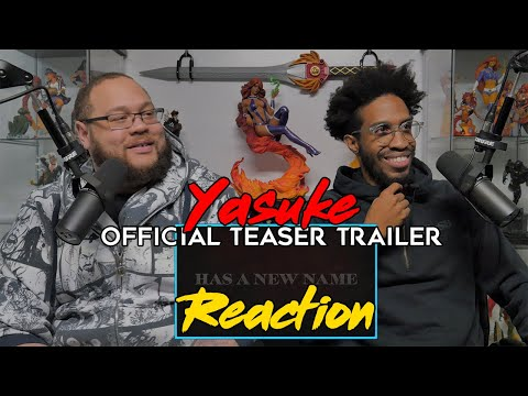 Yasuke Official Teaser Trailer Reaction