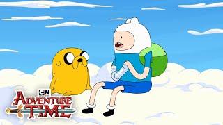 Adventure Time | Time Passes Like A Cloud | Cartoon Network