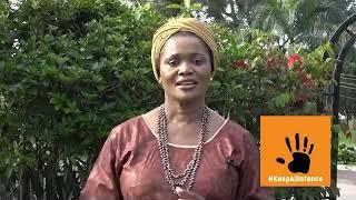 HRH Nnaabagereka Sylvia Nagginda on Covid-19