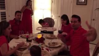 Joe and Marilene Christmas  in 2024