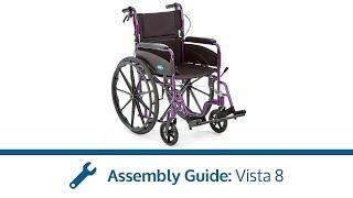 Vista 8 Assembly Guide