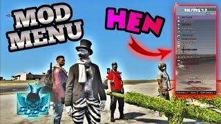 GTA V - Mod Menu CEX & DEX SKULL RECOVERY + DOWNLOAD - Dudu