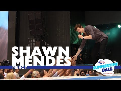 Shawn Mendes - 'Mercy' (Live At Capital's Summertime Ball 2017)