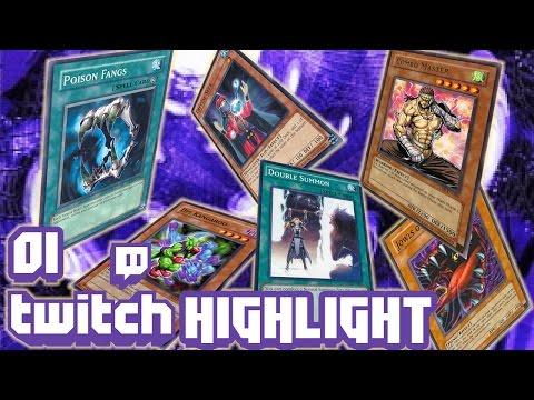 GLORIOUS OTK, Poison Fang, & Jowl Decks!   YuGiOh Duel Links Mobile PVP & Building w/ ShadyPenguinn