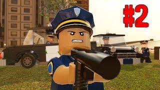 Помог полиции? Ожидание/Реальность! Прохождение Лего игры Суперсемейка Серия 2