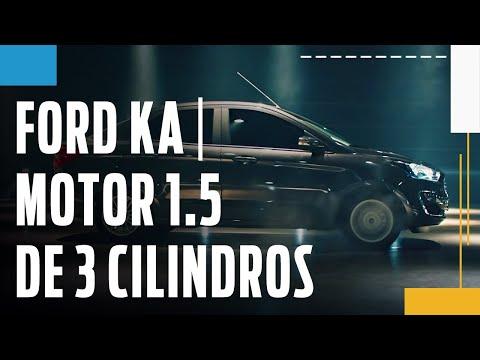 Ford Ka | Motor 1.5 de 3 cilindros