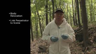 Forensic Science Field Techniques - Forensic Botany