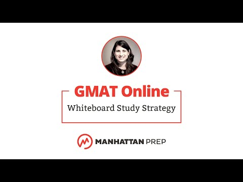 GMAT Online Whiteboard | Study and Practice Test Strategy ...